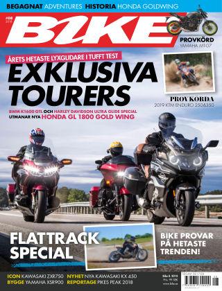 Bike powered by Motorrad Sweden 2018-07-17