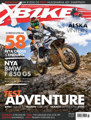 Bike powered by Motorrad Sweden 2018-10-02