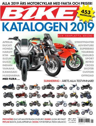 Bike powered by Motorrad Sweden 2018-12-04