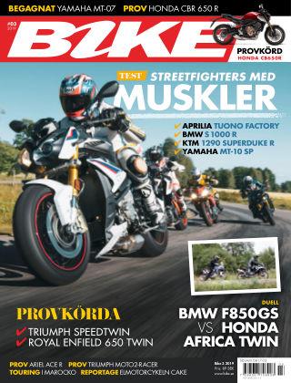 Bike powered by Motorrad Sweden 2019-02-12