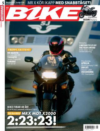 Bike powered by Motorrad Sweden 2019-05-09
