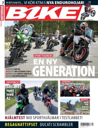 Bike powered by Motorrad Sweden 2019-07-04