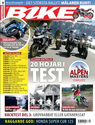 Bike powered by Motorrad Sweden 2019-09-26