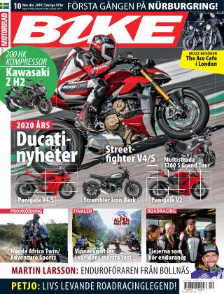 Bike powered by Motorrad Sweden 2019-11-14