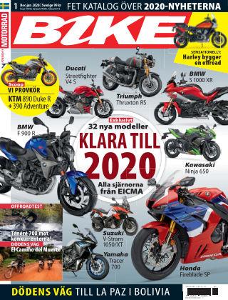 Bike powered by Motorrad Sweden 2019-12-12