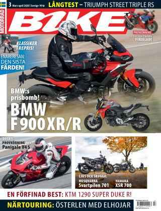 Bike powered by Motorrad Sweden 2020-03-12