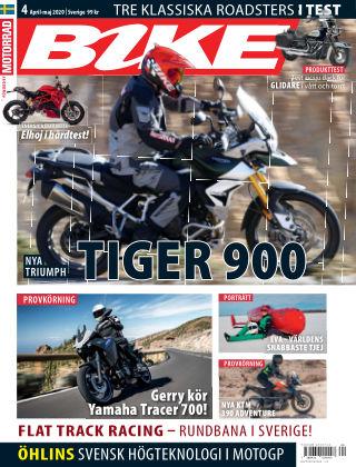 Bike powered by Motorrad Sweden 2020-04-09