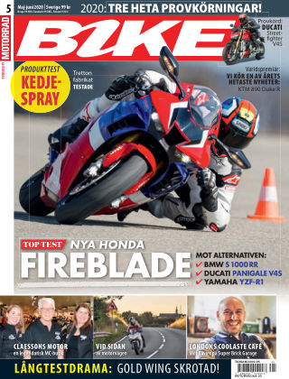 Bike powered by Motorrad Sweden 2020-05-07