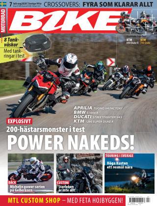 Bike powered by Motorrad Sweden 2020-07-02