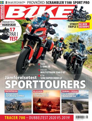 Bike powered by Motorrad Sweden 2020-07-30