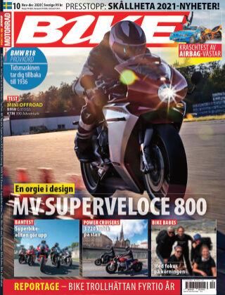 Bike powered by Motorrad Sweden 2020-11-12