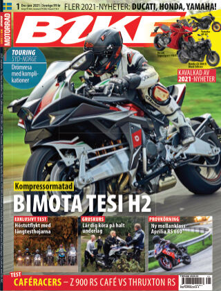 Bike powered by Motorrad Sweden 2020-12-10