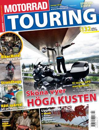 """Motorrad Sweden (Nya utgåvor publiceras under """"Bike Powered by Motorrad"""") 2018-10-30"""
