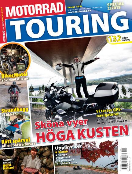 """Motorrad Sweden (Nya utgåvor publiceras under """"Bike Powered by Motorrad"""") October 30, 2018 00:00"""