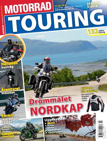 """Motorrad Sweden (Nya utgåvor publiceras under """"Bike Powered by Motorrad"""") November 27, 2018 00:00"""