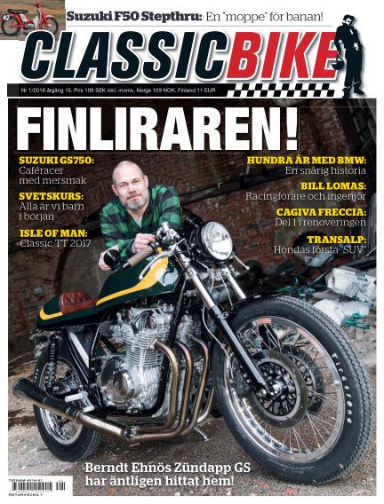 Classic Bike December 21, 2017 00:00