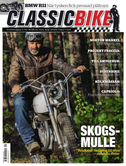 Classic Bike November 22, 2018 00:00