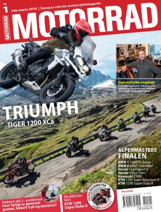 Bike powered by Motorrad Danmark 2018-02-01