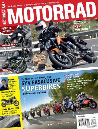 Bike powered by Motorrad Danmark 2018-06-07