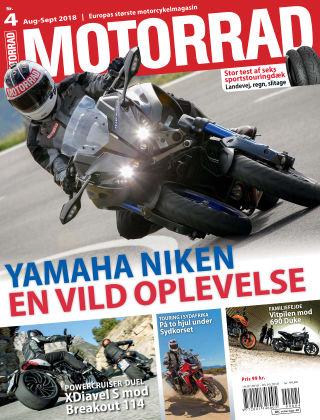 Bike powered by Motorrad Danmark 2018-07-19