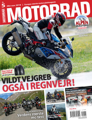Bike powered by Motorrad Danmark 2018-10-04