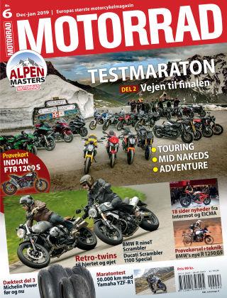 Motorrad Denmark 2018-12-11