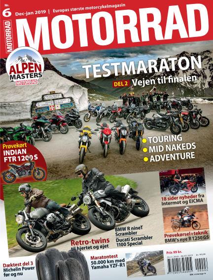 Motorrad Denmark December 11, 2018 00:00