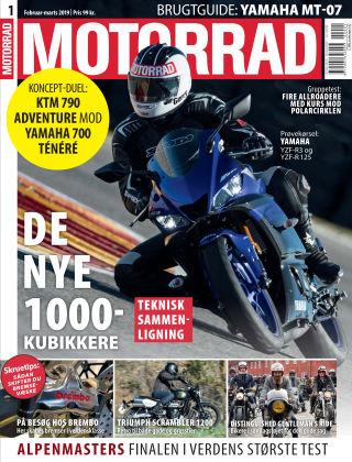 Bike powered by Motorrad Danmark 2019-02-07