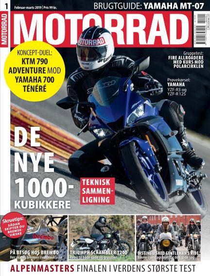Motorrad Denmark February 07, 2019 00:00