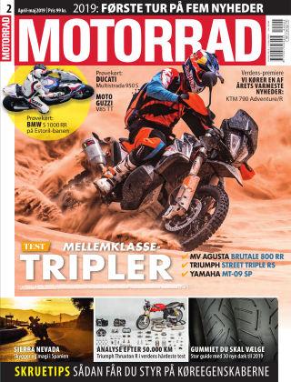 Motorrad Denmark 2019-04-04