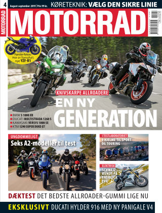 Motorrad Denmark 2019-08-08
