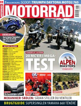 Bike powered by Motorrad Danmark 2019-10-03