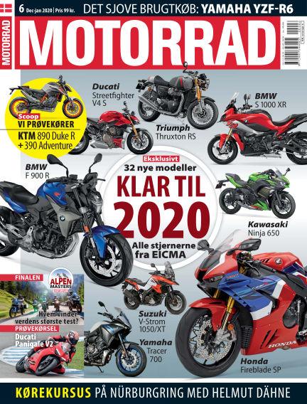Motorrad Denmark December 05, 2019 00:00