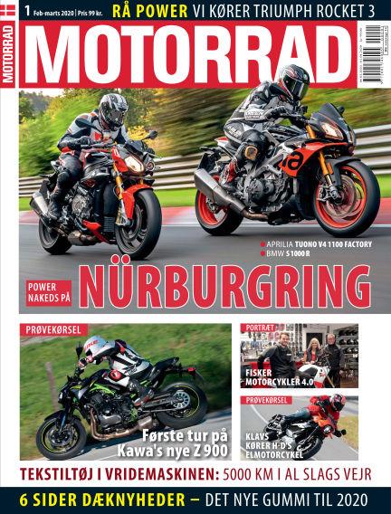 Motorrad Denmark February 06, 2020 00:00