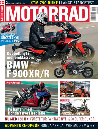 Bike powered by Motorrad Danmark 2020-04-02
