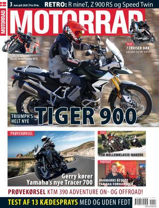 Bike powered by Motorrad Danmark 2020-06-11