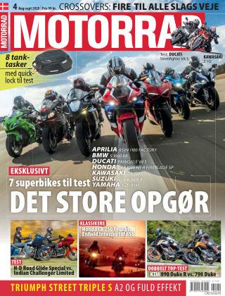 Motorrad Denmark 2020-08-06