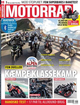 Motorrad Denmark 2020-10-01