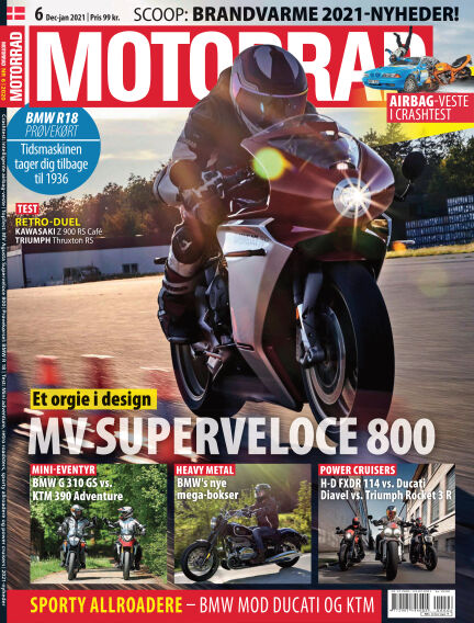 Motorrad Denmark December 03, 2020 00:00
