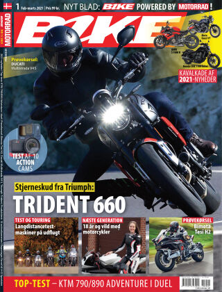 Bike powered by Motorrad Danmark 2021-02-04