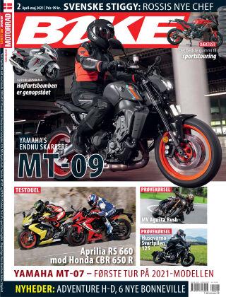 Bike powered by Motorrad Danmark 2021-04-08