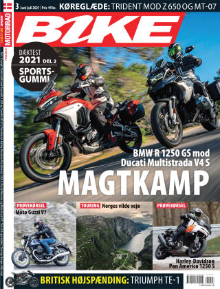 Bike powered by Motorrad Danmark 2021-06-02