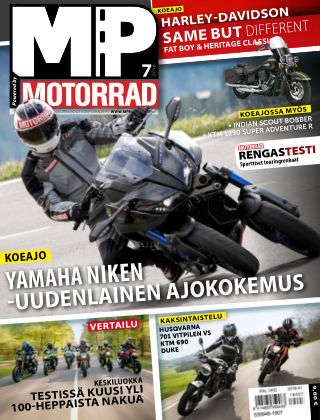 Bike powered by Motorrad Finland 2018-06-28