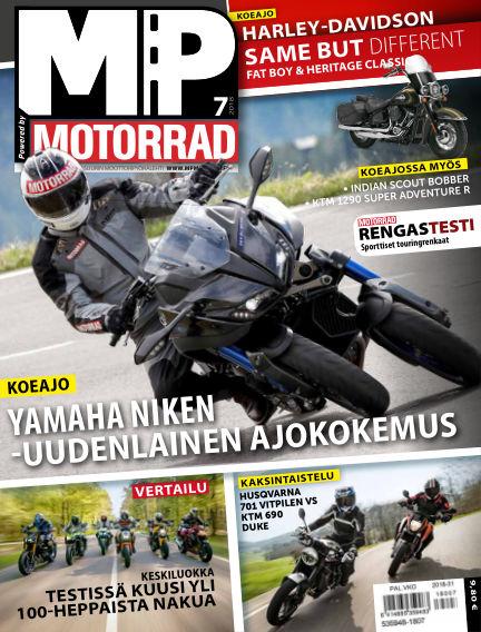 Bike powered by Motorrad Finland June 28, 2018 00:00