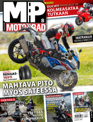 Bike powered by Motorrad Finland 2018-08-02
