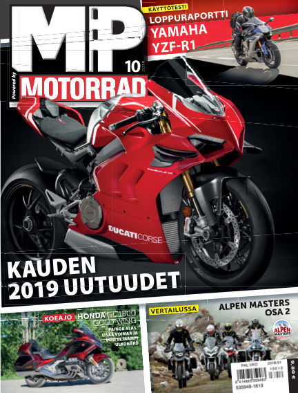 Bike powered by Motorrad Finland November 22, 2018 00:00