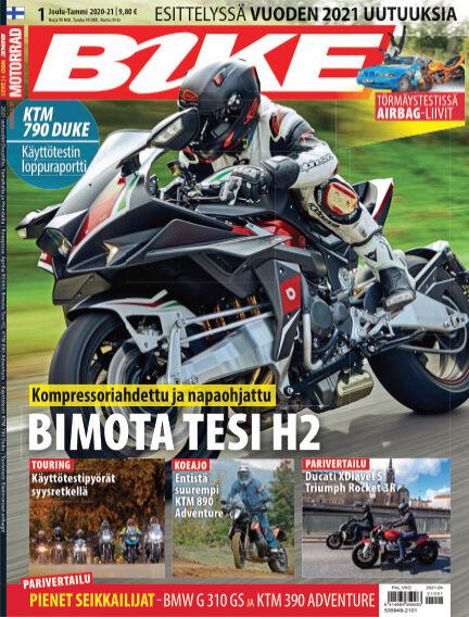 Bike powered by Motorrad Finland December 17, 2020 00:00