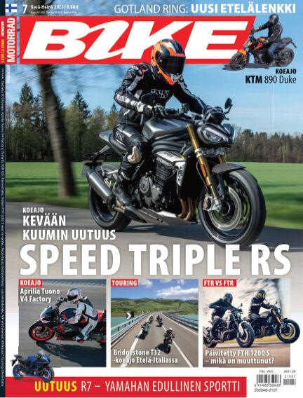 Bike powered by Motorrad Finland June 24, 2021 00:00