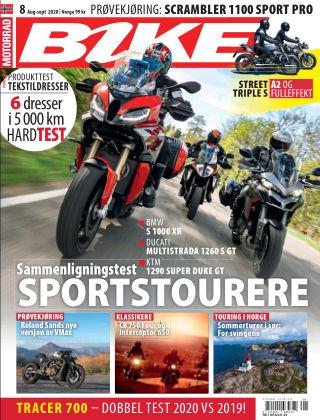 Bike powered by Motorrad Norway 2020-08-06