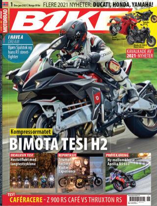 Bike powered by Motorrad Norway 2020-12-17